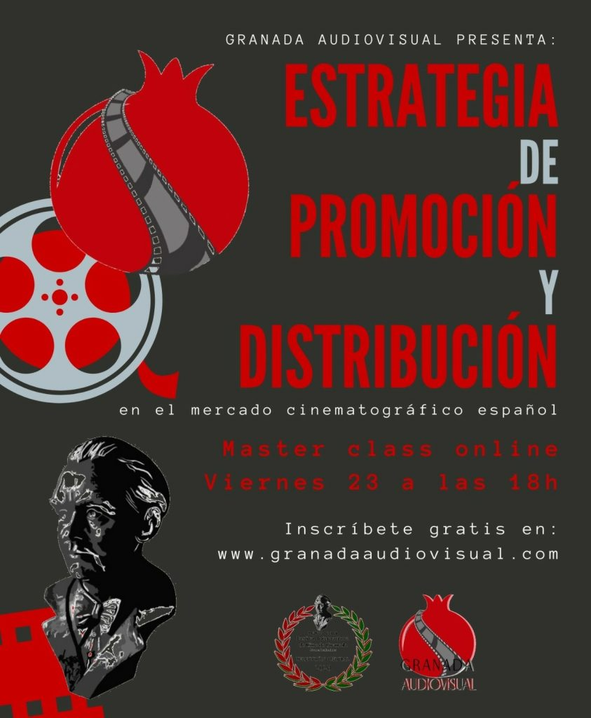 masterclass online festival de cine de granada